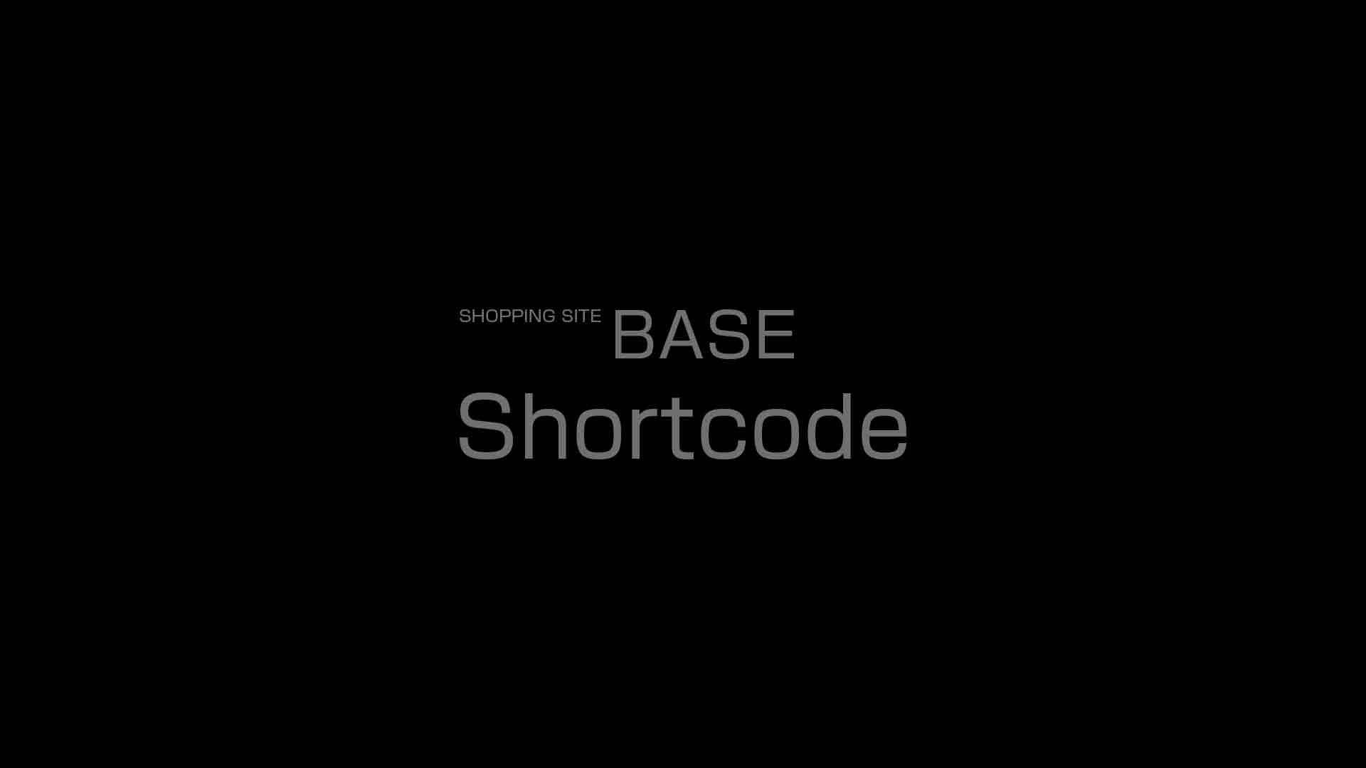 BASE(ベイス)連携ワードプレスプラグイン