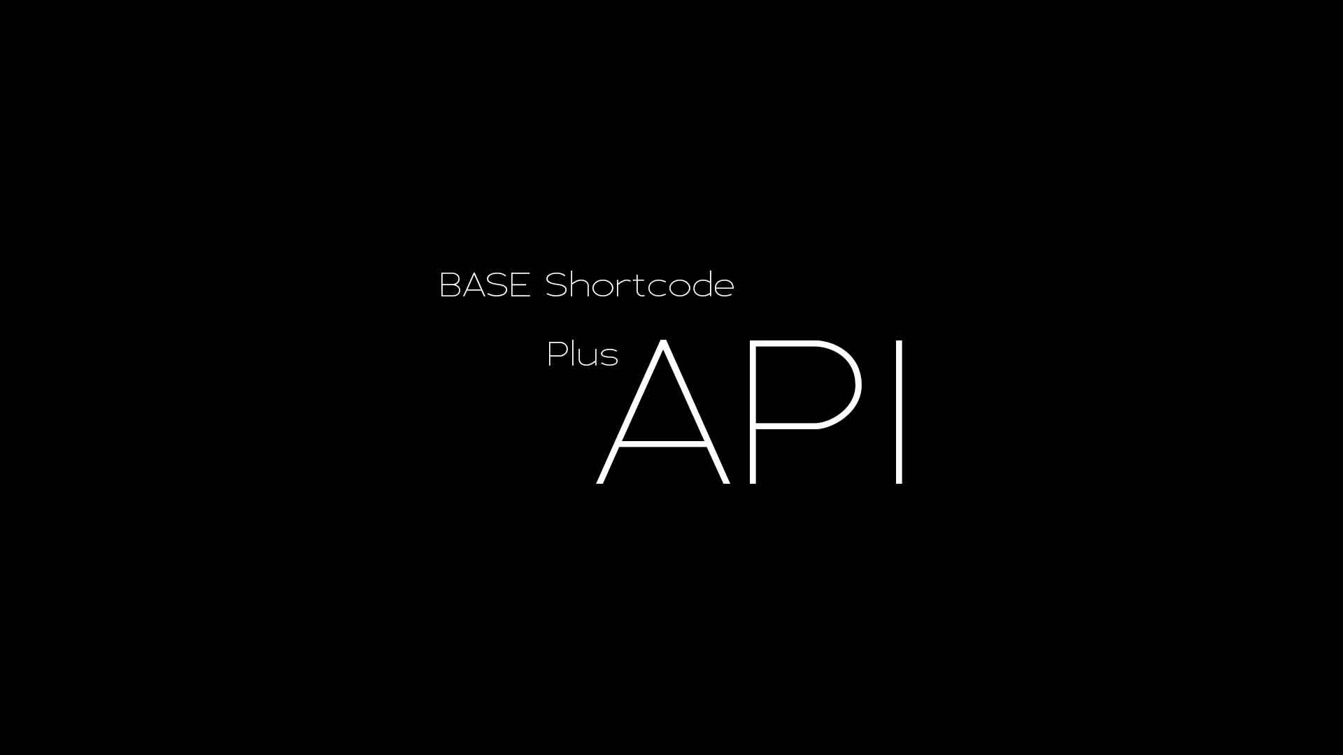 BASE(ベイス)API連携ワードプレスプラグイン